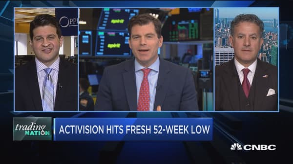 Activision is classically restructuring, says investor