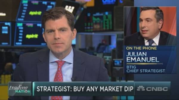 The market is at 'point of maximum uncertainty,' Wall Street bull says