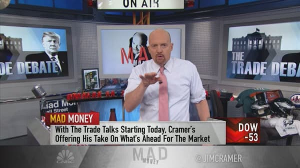 Cramer: This earnings period revealed 'brutal truths' about US-China trade