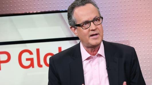 Douglas Peterson, CEO, S&P Global