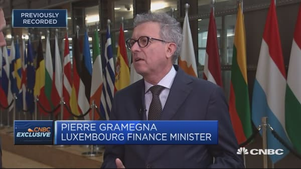 A last minute Brexit agreement 'cannot fix it all,' Luxembourg finance minister says