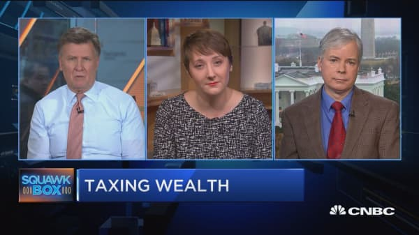 Watch scholars from Brookings and Cato debate the merits of a wealth tax