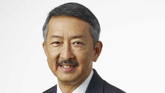 Chng Lay Chew, Chief Financial Officer, SGX.