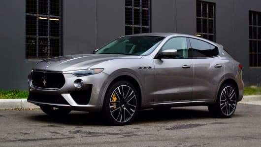 Review: 2019 Maserati Levante GTS is an SUV packed with a Ferrari V-8 engine that delivers on speed