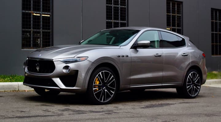 While it doesn't have the best interior, the Levante GTS lives up to the driving experience that a Maserati badge promises with a roaring Ferrari V-8 engine under the hood.