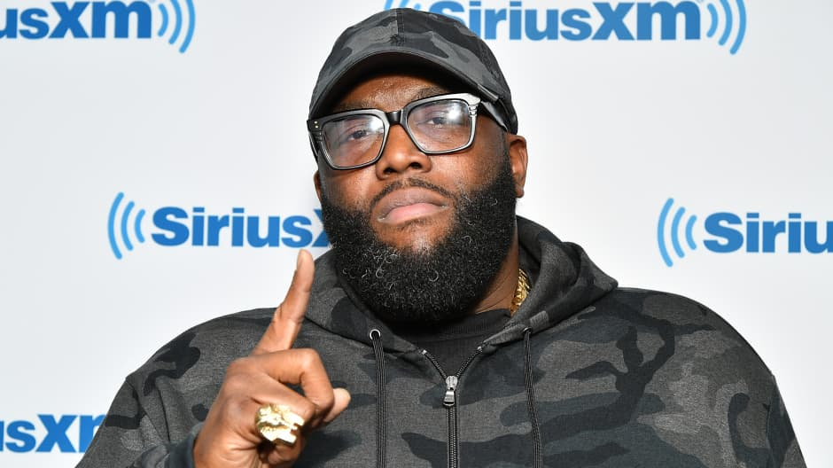 This is what Killer Mike splurges on the most