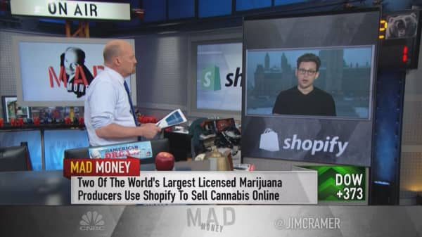 Shopify moving into cannabis: COO