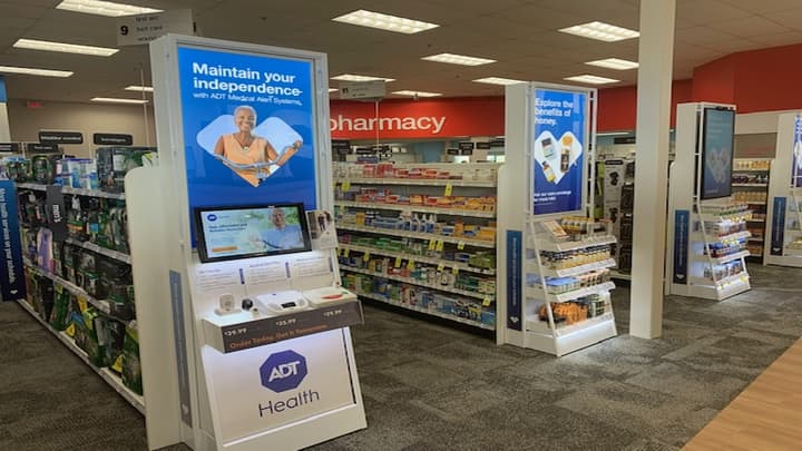 CVS opened three pilot stores in Houston, Texas, that focal point extra on health than its archaic drugstores.