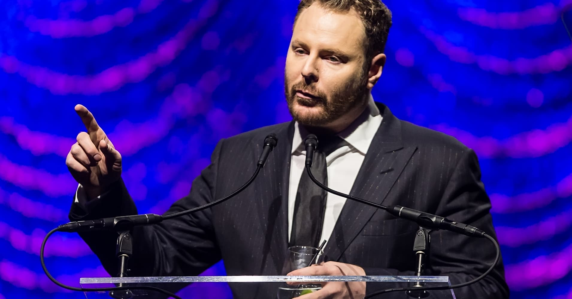 Facebook co-founder Sean Parker on Elon Musk AI warnings