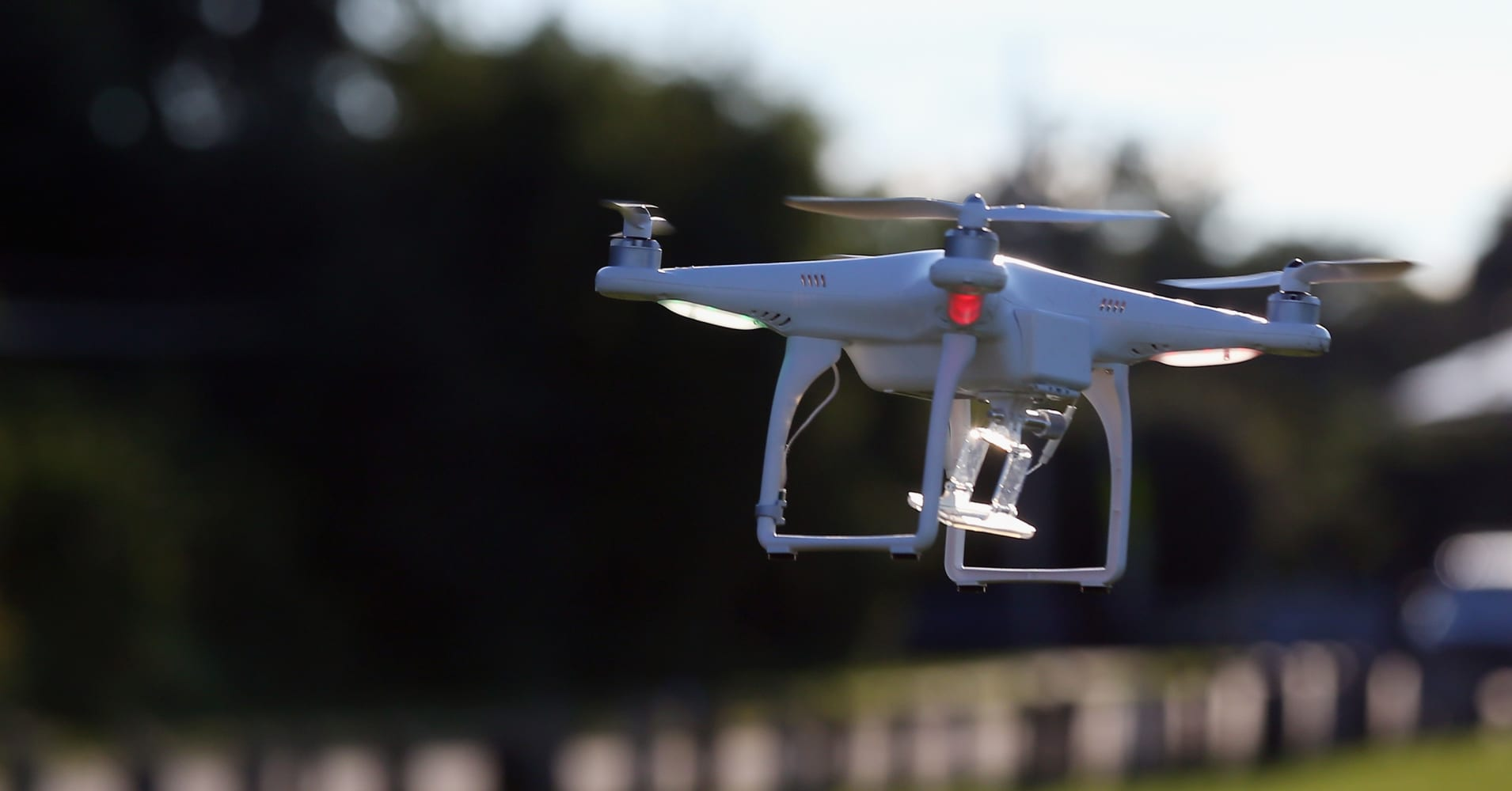 Chinese drone maker creates no-fly zones around airports in 32 European countries