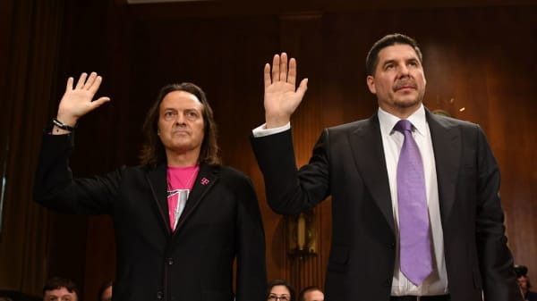 Here's what you need to know about the T-Mobile, Sprint CEO testimony to Congress