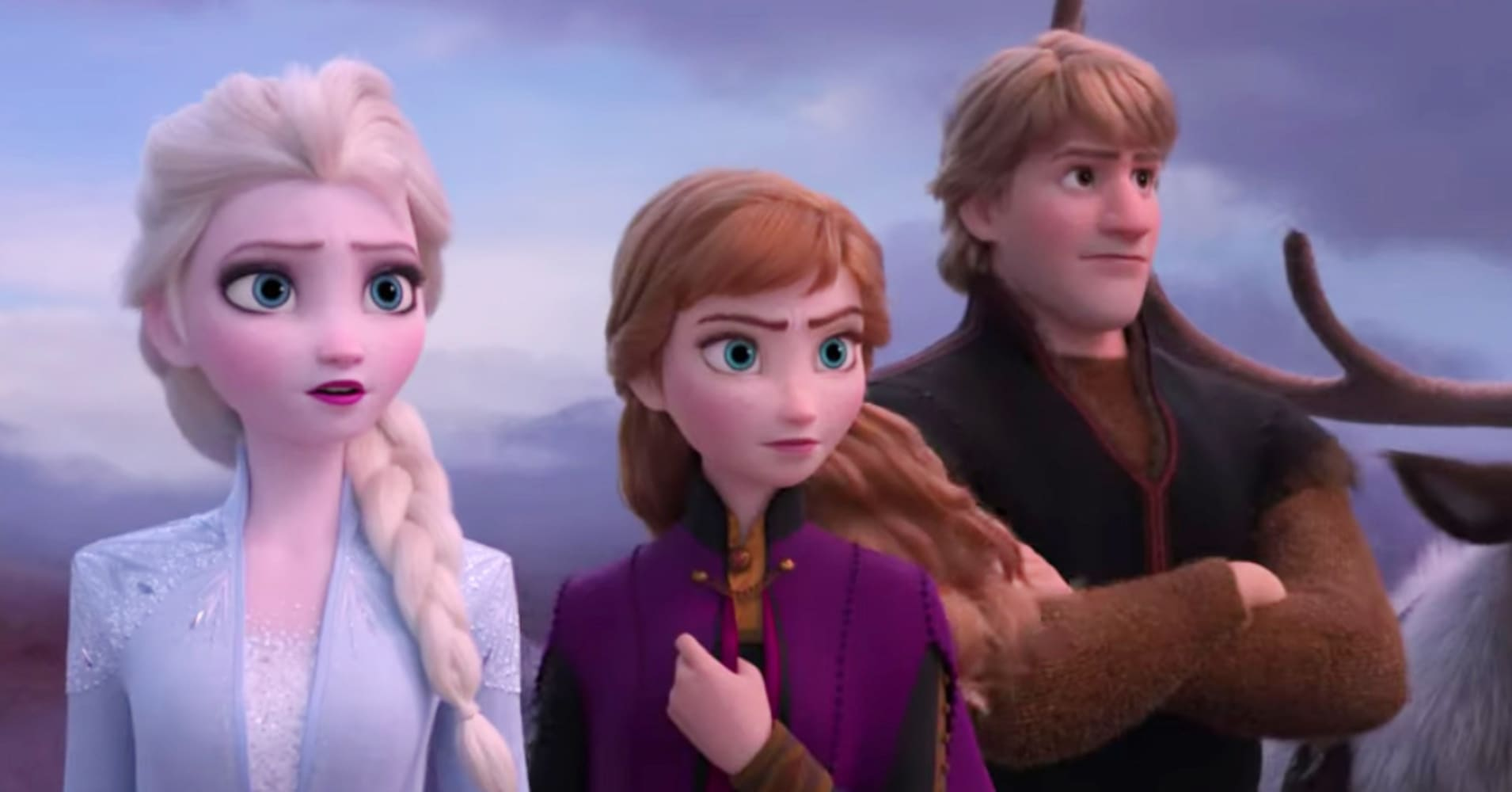 Disney releases 'Frozen 2' trailer as it hopes for a big rebound at the holiday box office