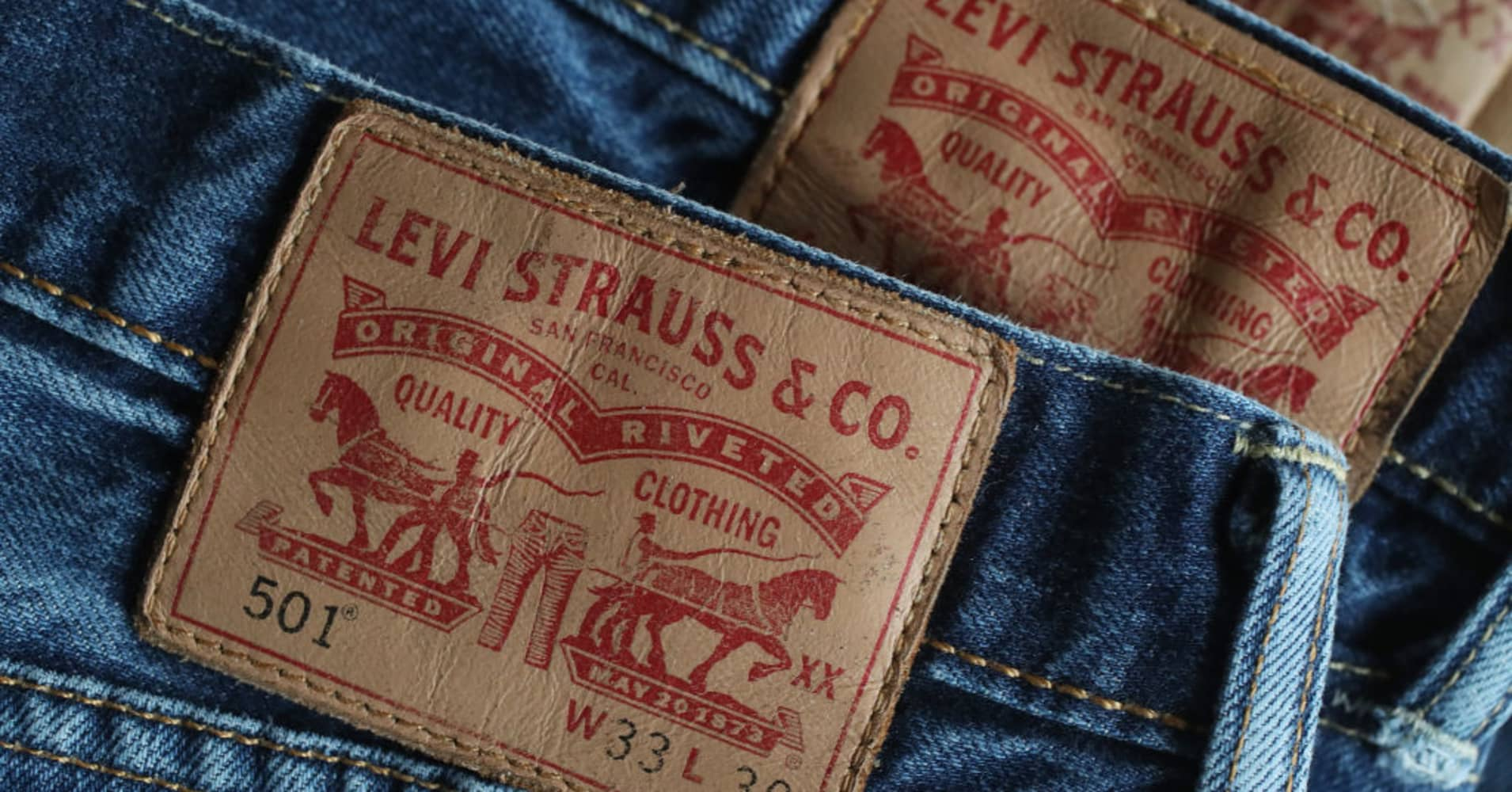 f0f8521f25 Levi Strauss plans to go public — again. Files IPO under symbol LEVI