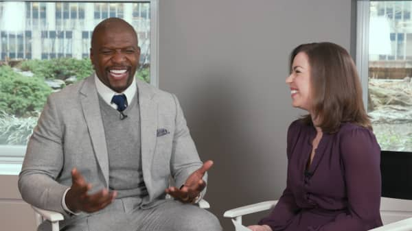 Terry Crews on supercharging your productivity and what he values more than money