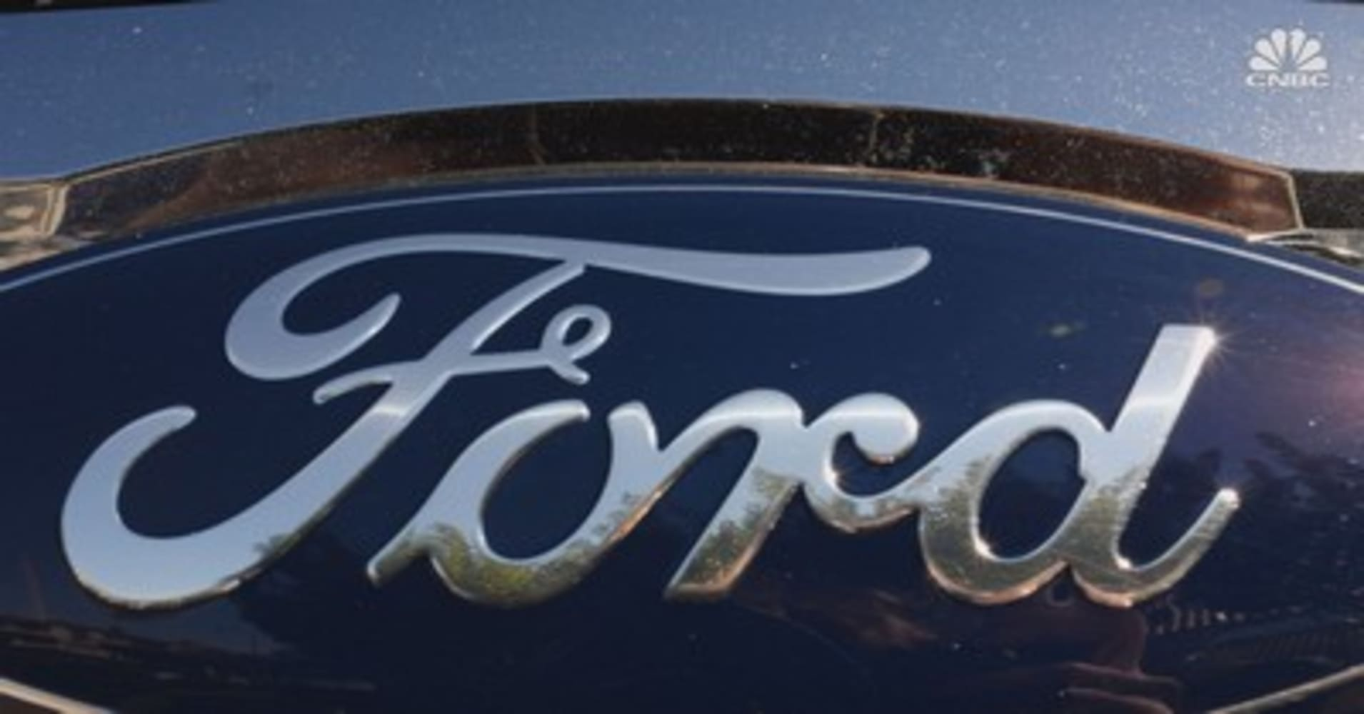 Ford Issues Recall For Nearly 15 Million Vehicles