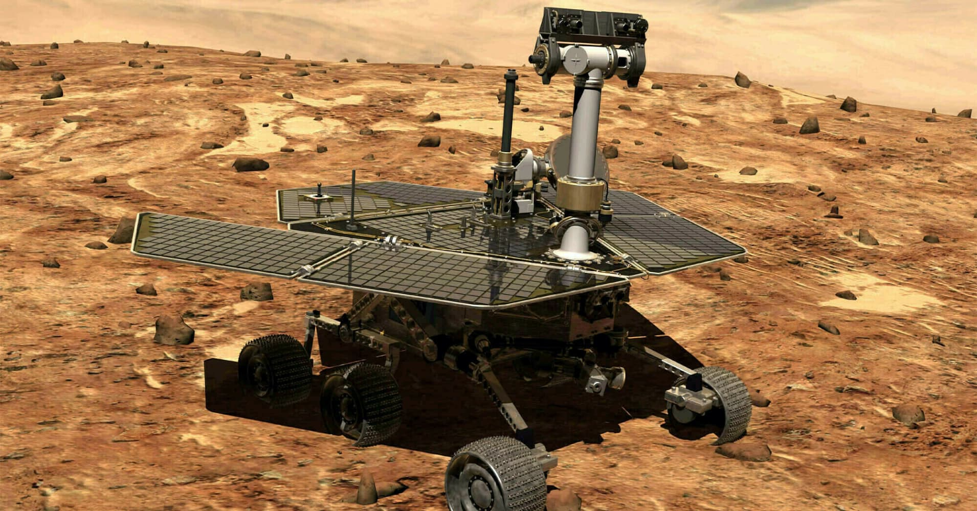 NASA rover Opportunity finally dies on Mars after 15 years