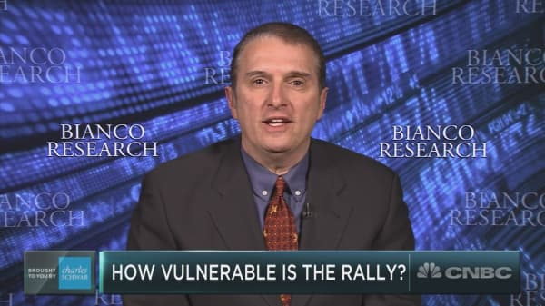 If Fed raises rates again, market researcher James Bianco warns it'll wreck the economy