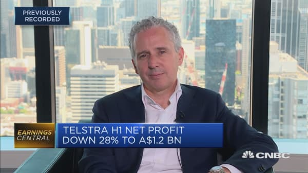 Telstra CEO: Mobiles is the 'engine room' of our business