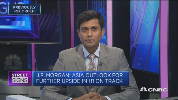 Growth stocks could be the best performers in 2019: JP Morgan