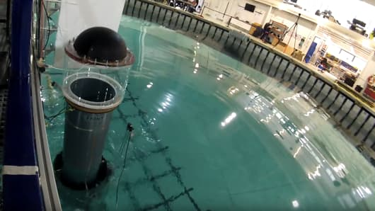 Innovative wave technology could be used to provide homes with low-cost energy