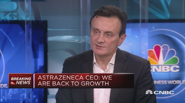 Brexit preparations have cost 40 to 50 million pounds: AstraZeneca CEO