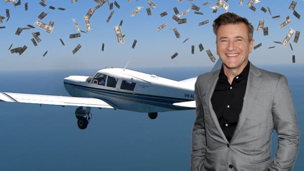 Shark Tank star Robert Herjavec's first big splurge cost $6 million
