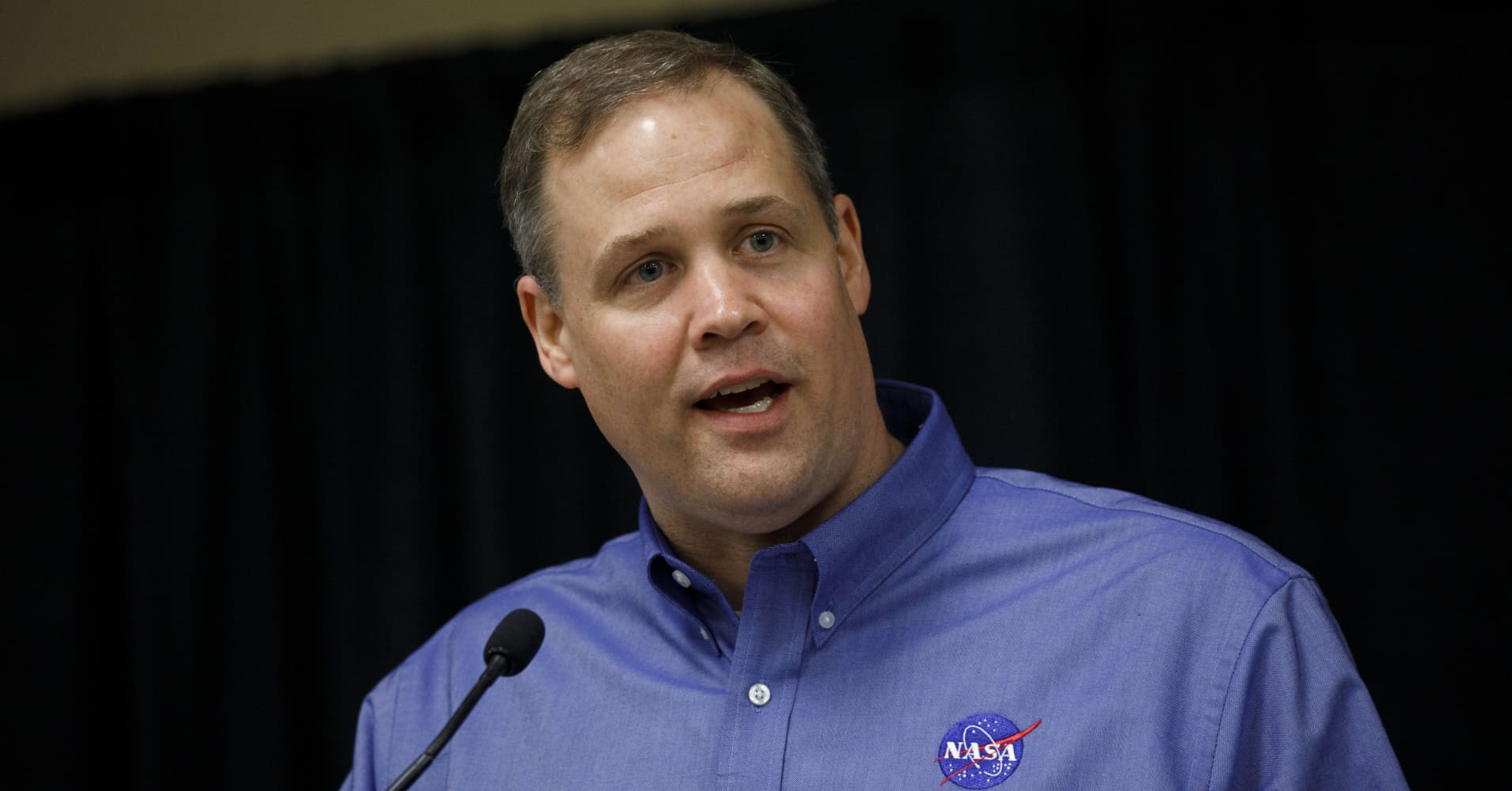 NASA chief Bridenstine talks SpaceX and Boeing, returning to the moon and life on Mars