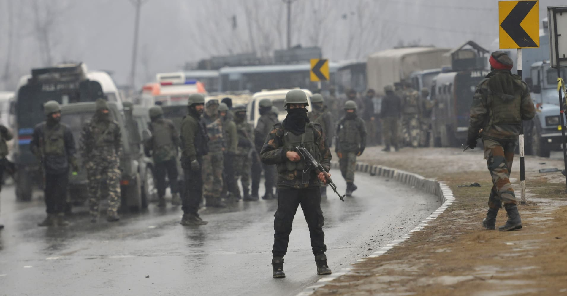 Fears of another India-Pakistan crisis after Kashmir attack