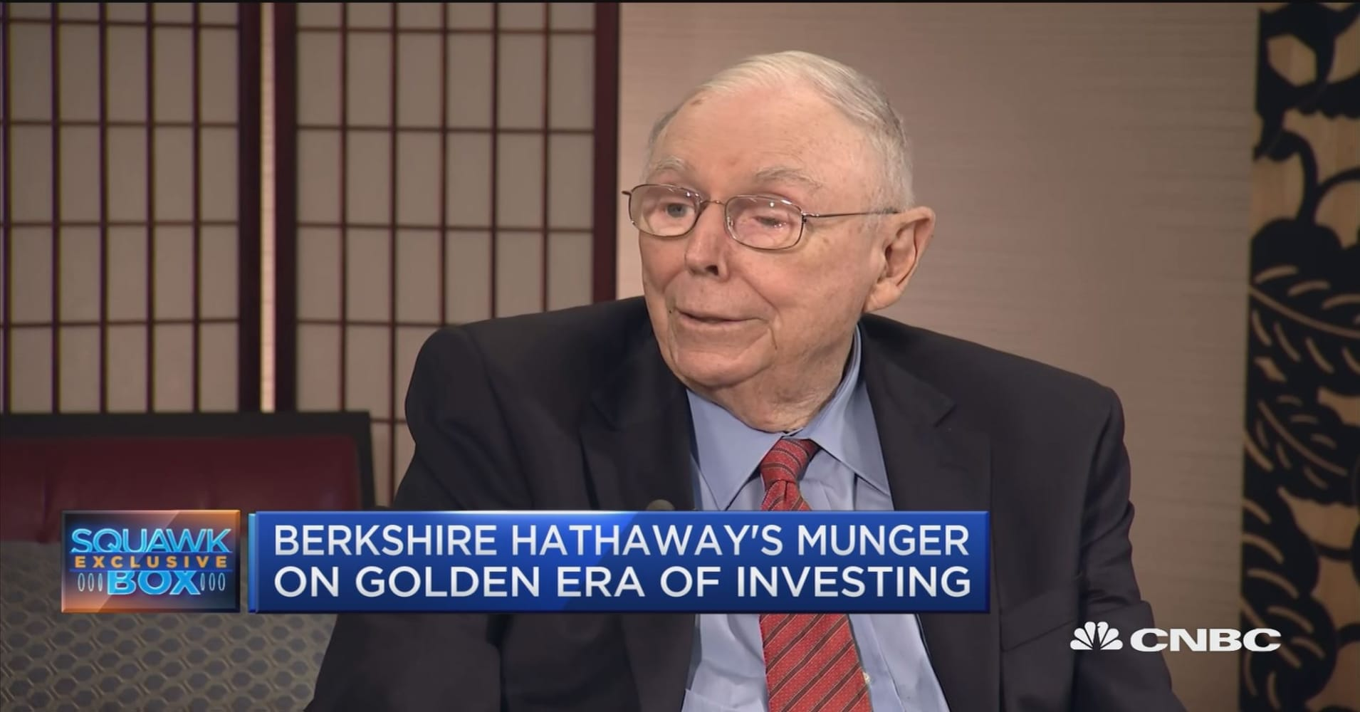 Here's why the legendary Charlie Munger thinks investing is harder than it used to be