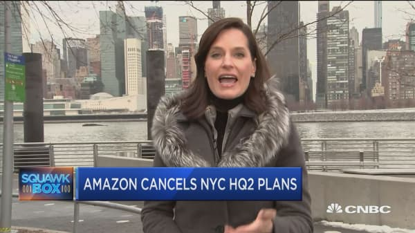 Local businesses say Amazon's cancellation of NYC HQ was miscommuncation