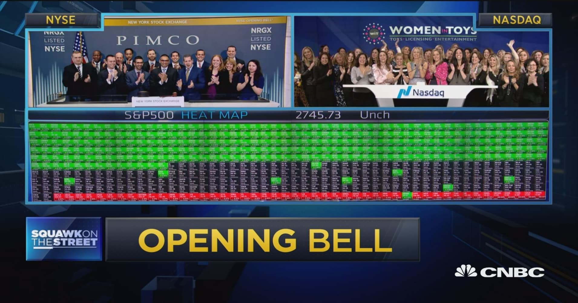 Opening Bell, February 15, 2019