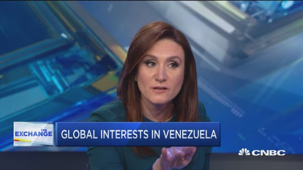 Venezuela's future as U.S. imposes new sanctions