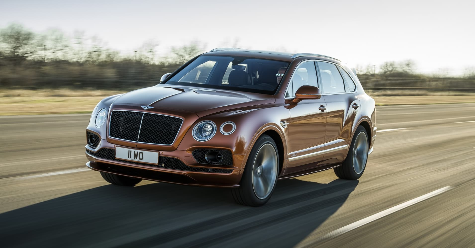 this bentley is now the world 39 s fastest suv beating out lamborghini. Black Bedroom Furniture Sets. Home Design Ideas