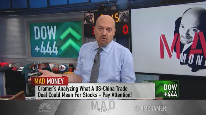 Investors shouldn't underestimate importance of trade deal with China