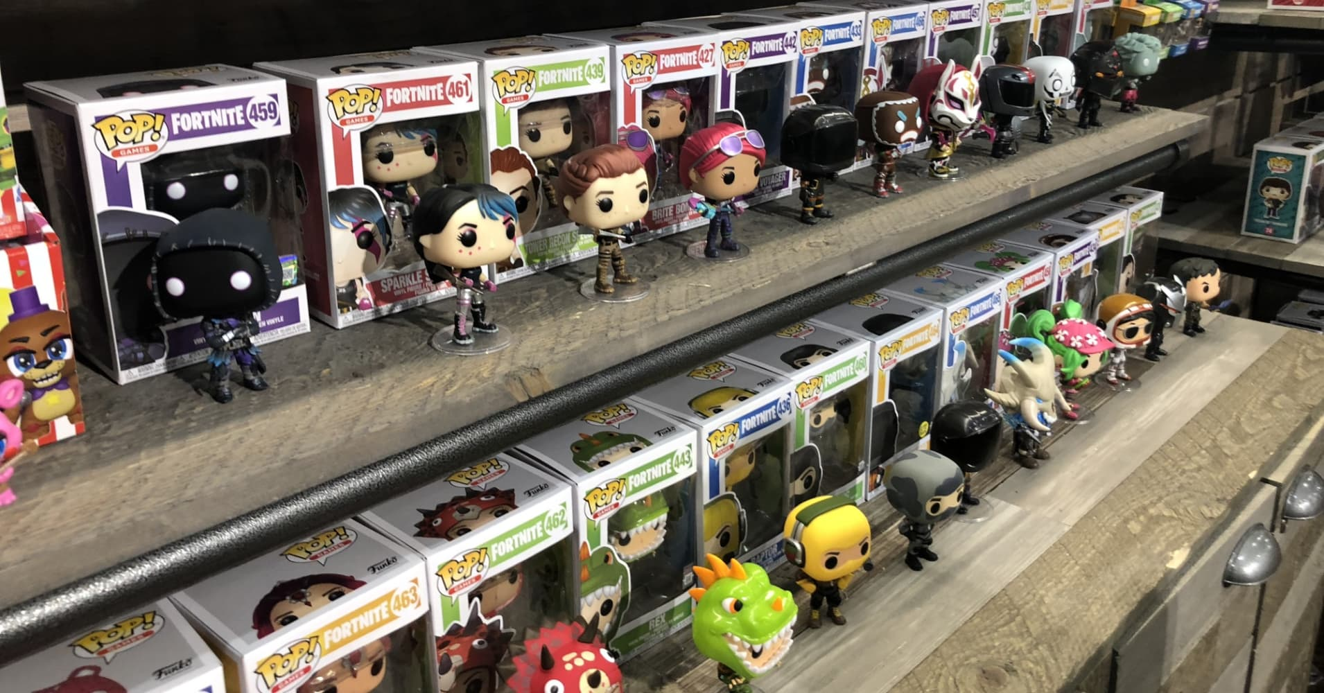 Funko not hindered by Toys R Us bankruptcy