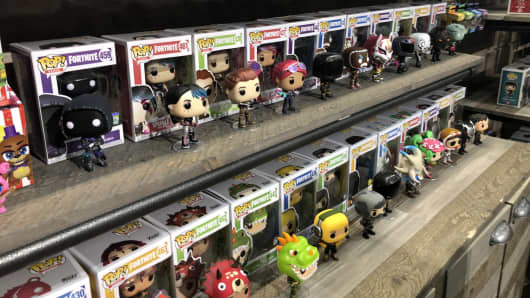 Funko not hindered by Toys R Us bankruptcy, CEO says 2019 will be an 'insane year' for the brand
