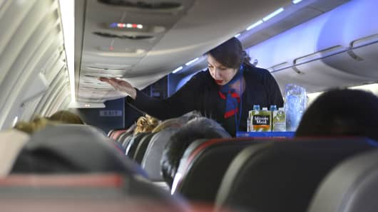 American Airlines Flight Attendants Want Investigation Into Sexist
