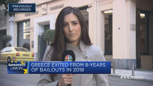 Greek banks have agreed to reduce NPLs, Piraeus CEO says