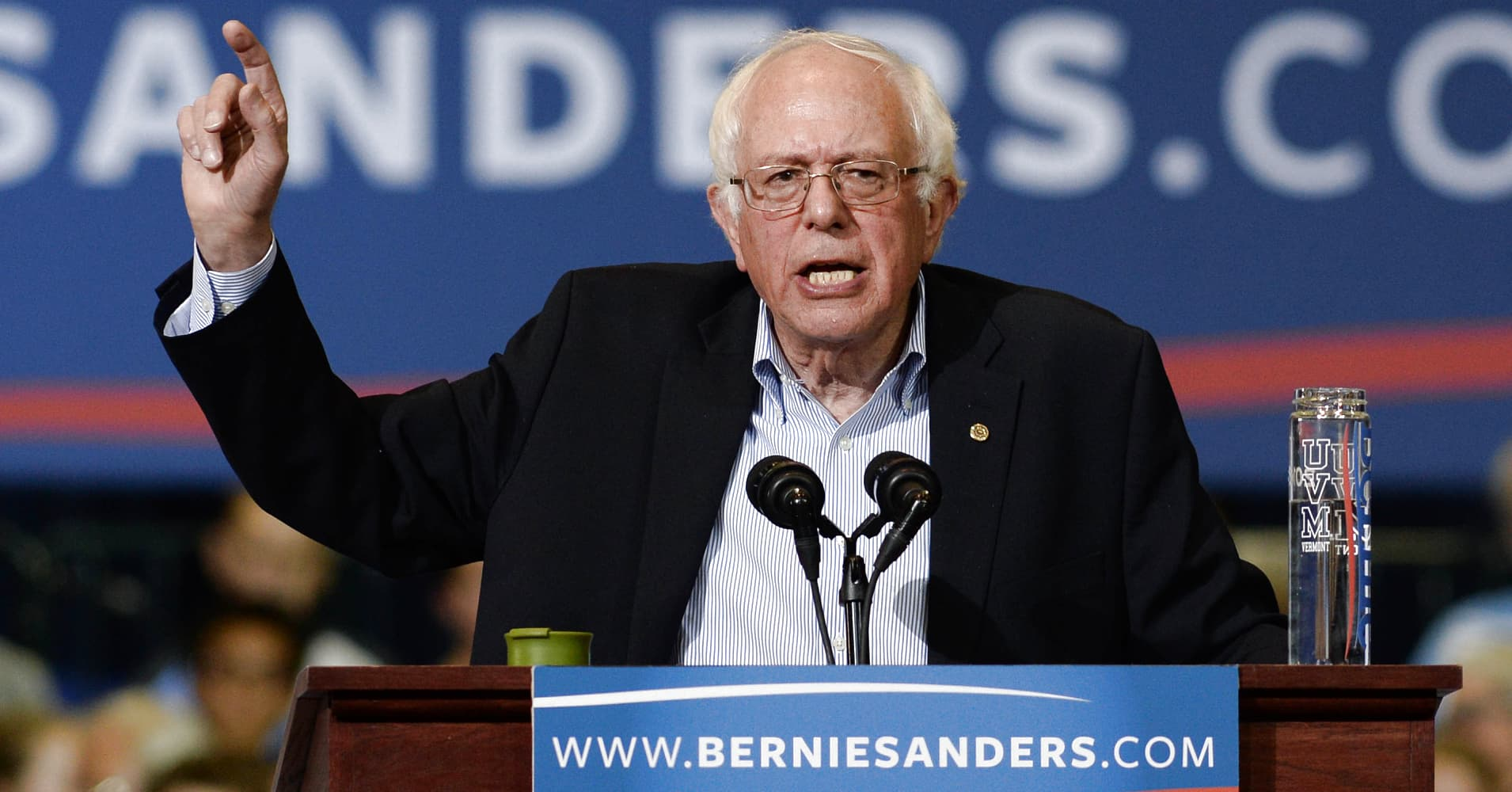 Bernie Sanders is running for president — and his policies would have a huge impact on business