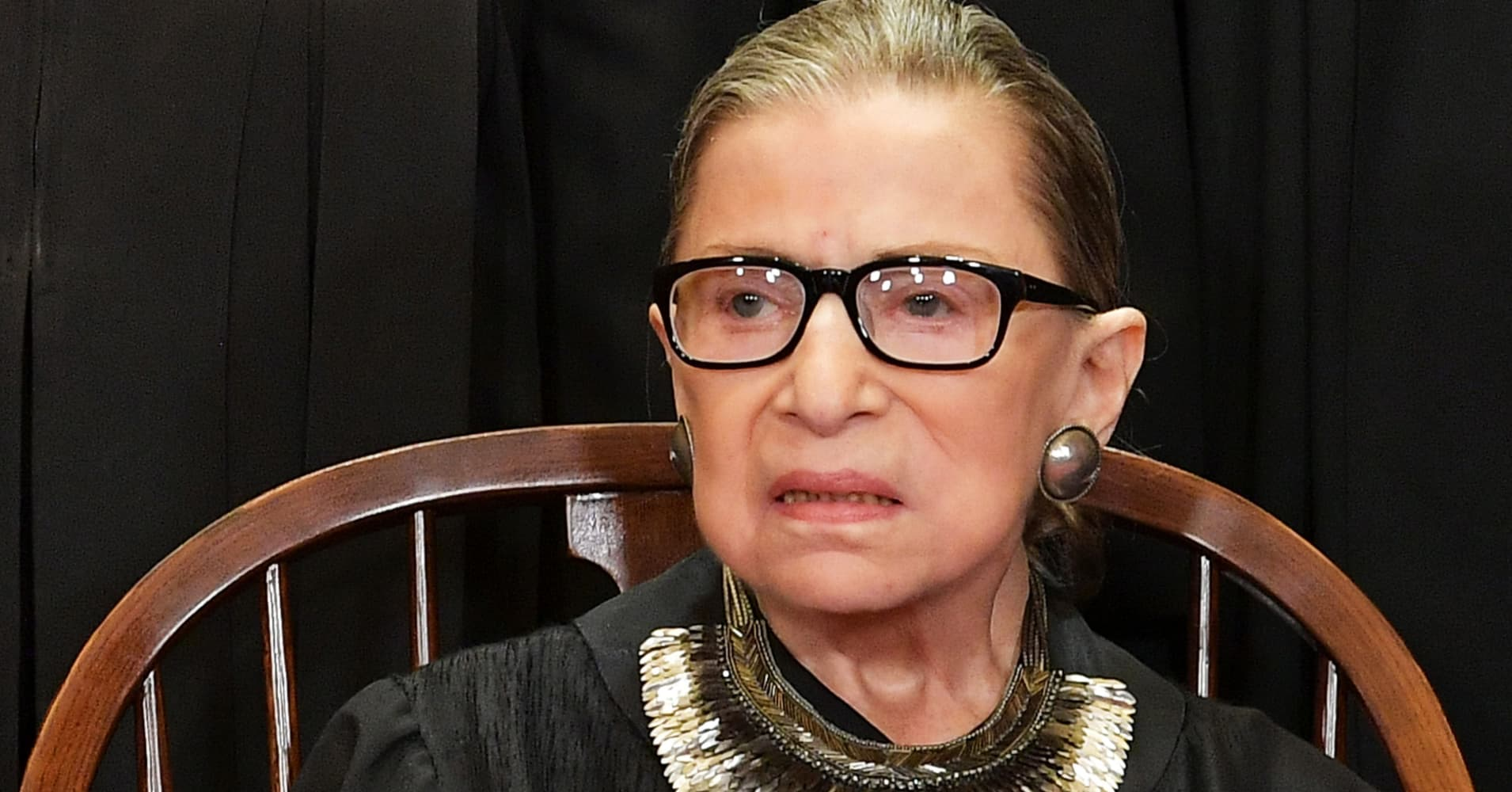Ruth Bader Ginsburg to hear her first arguments since cancer surgery