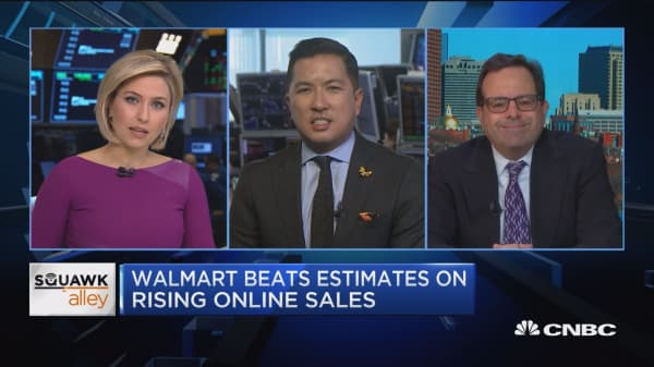 Delivery is the new growth driver for Walmart and others, says expert