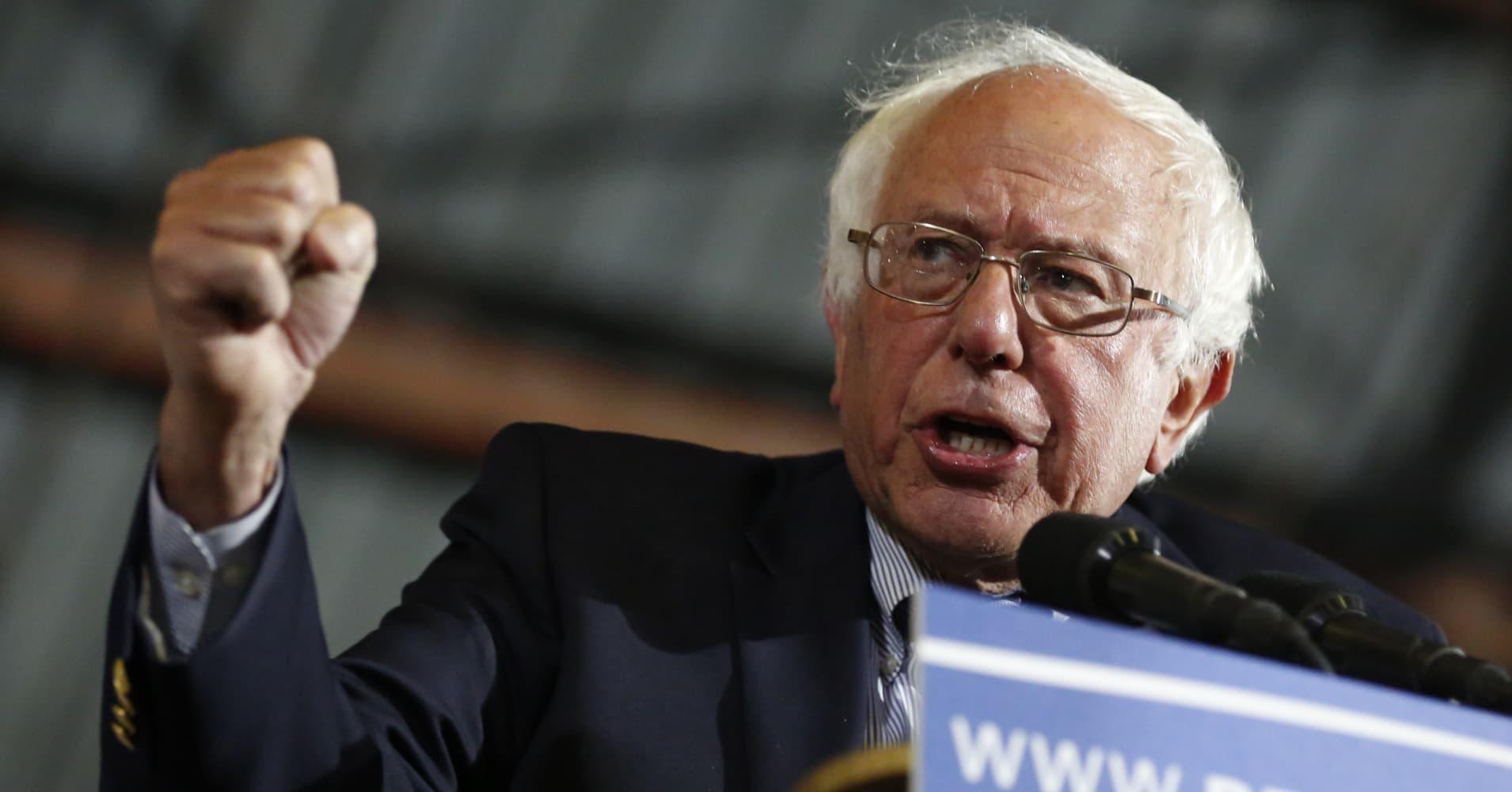 Sen. Bernie Sanders enters the 2020 Presidential race