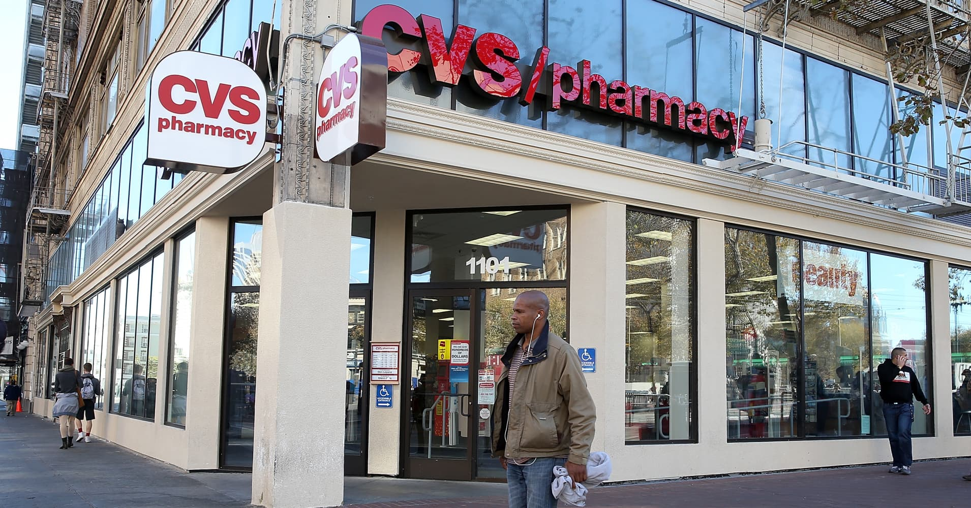 CVS has started selling cannabis-based products in 8 states