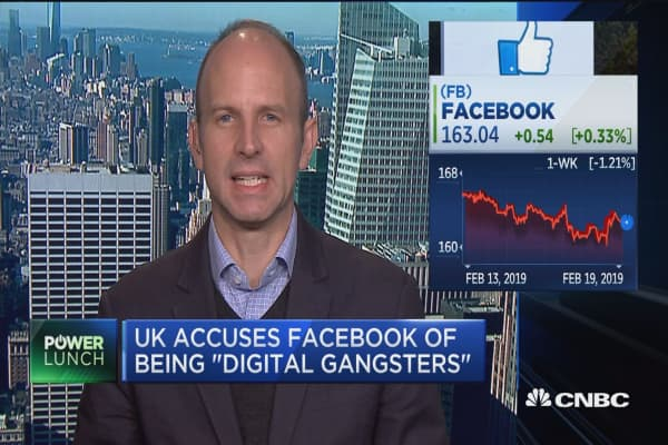 Global scrutiny could be huge threat to Facebook