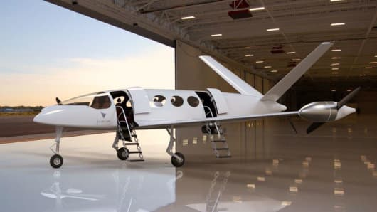 Electric-plane start-up gets closer to flight with Siemens motors