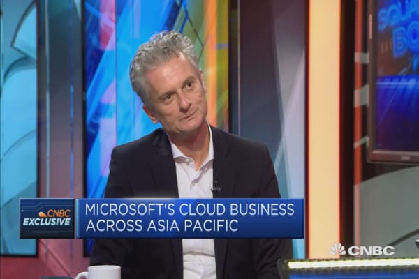 Firms need to be 'super transparent' about consumers' data: Microsoft