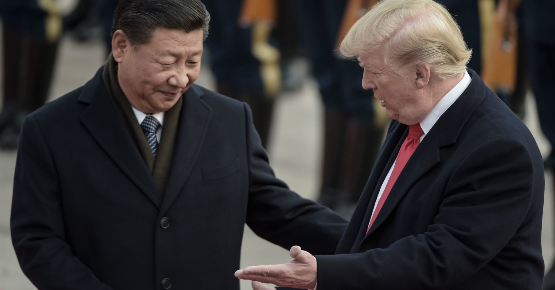 Stocks set to open slightly higher amid reports of US-China trade breakthrough