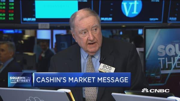 Art Cashin: Markets around the globe are getting nervous