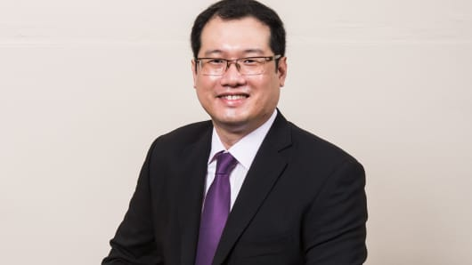 Richard Lai, Group Chief Financial Officer, Singapore Post Limited.