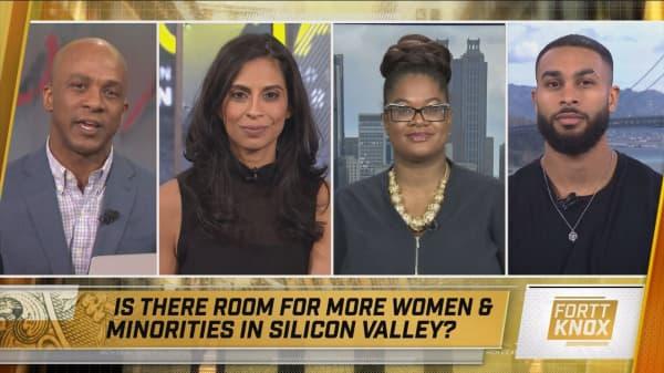 The Diversity Challenge Facing Tech